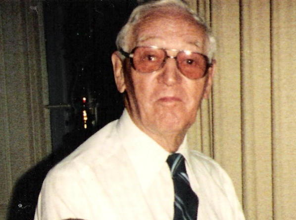 The Late Norman Earl Webb